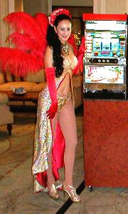 Las Vegas show girls from Brazil