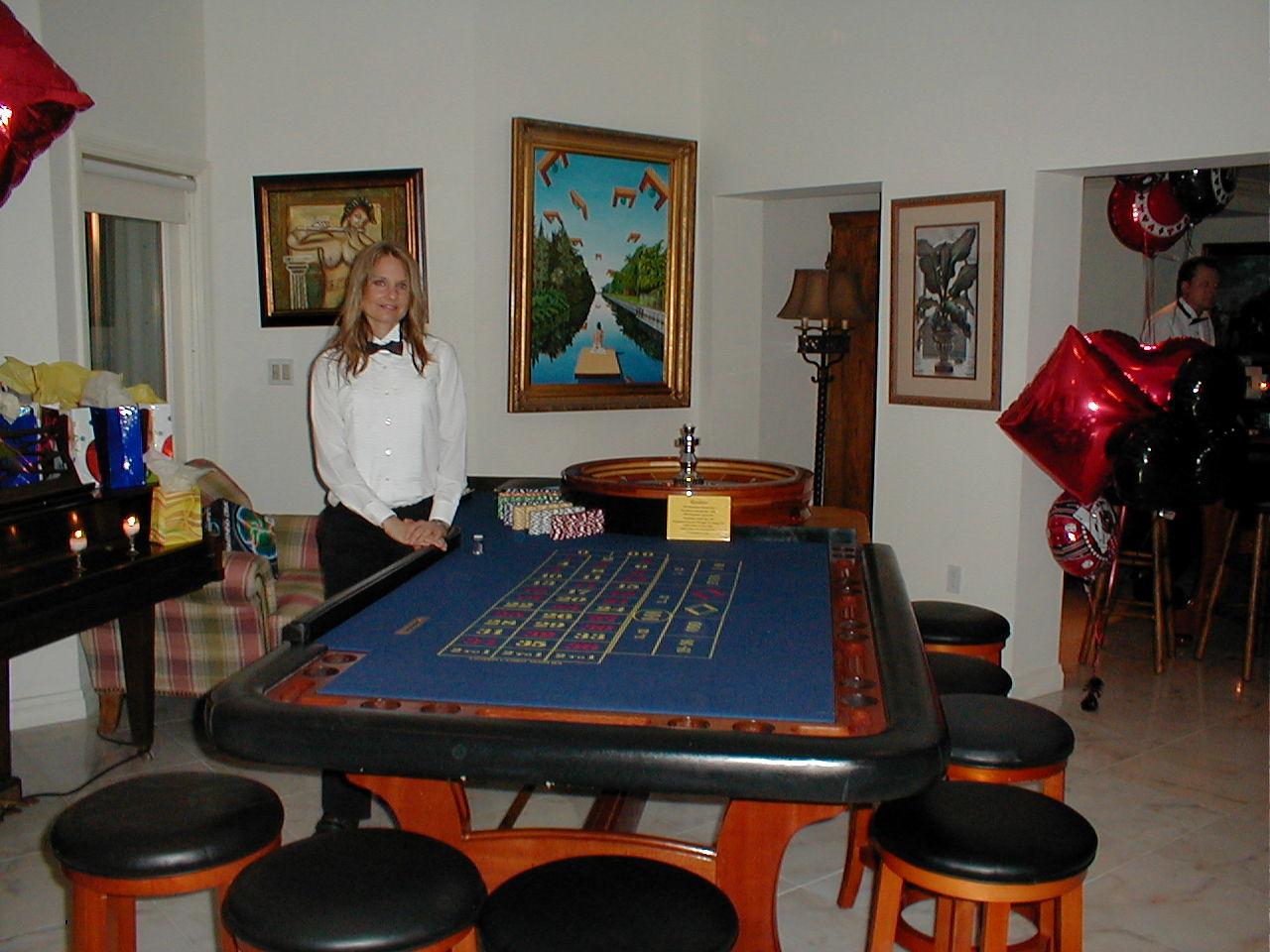 private casino